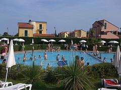 Giochi in piscina   Swimming-pool