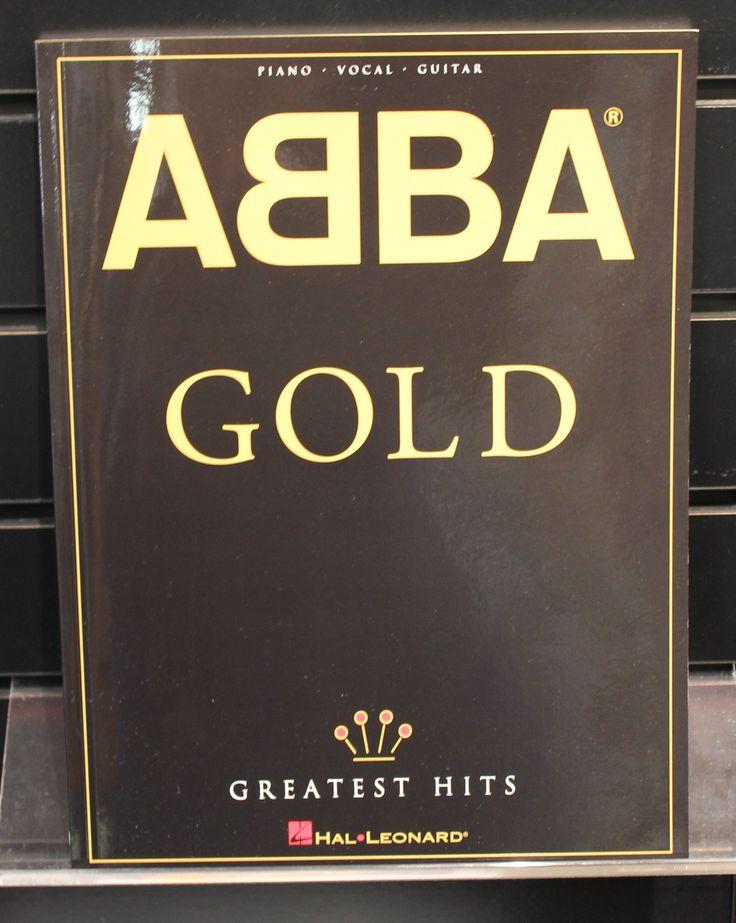 ABBA Gold: Greatest Hits Piano/Vocal/Guitar Artist Songbook #MoneyMoneyMoneyandAbba