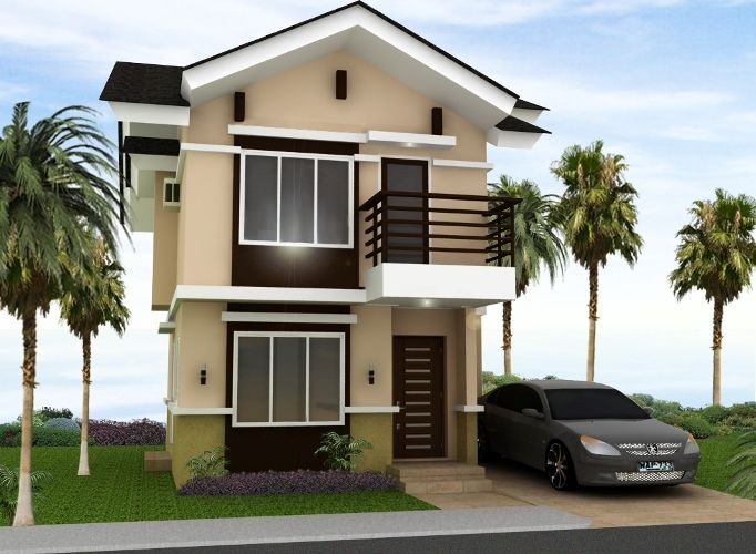 My ideal home - small-spaced, 3 BR, 2 TB, carport