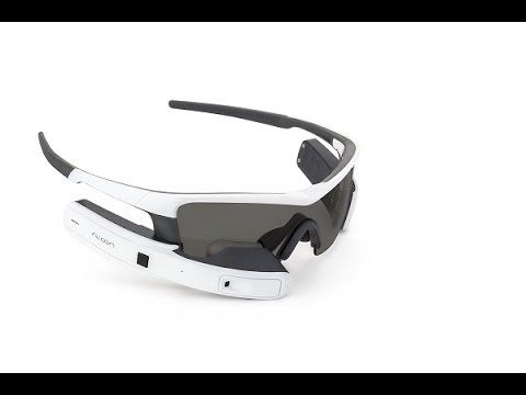 Recon Jet Smart Glass for Sports Review. Cool smartglasses. Video great, smartphone conection...the best. And more other Robocop things :))