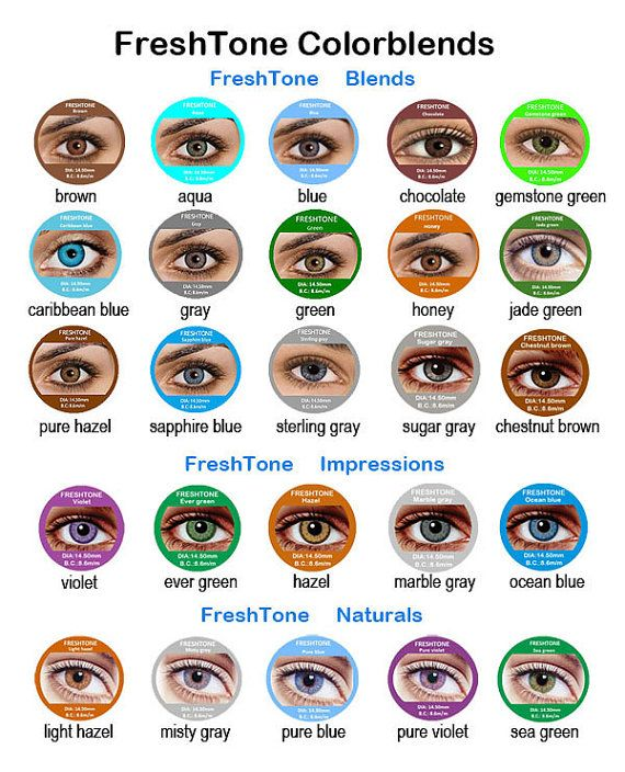 13 best images about Colored Contacts on Pinterest  Eye color