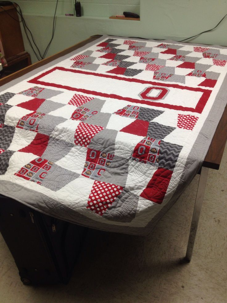 17 Best Images About Quilting Osu On Pinterest Ohio