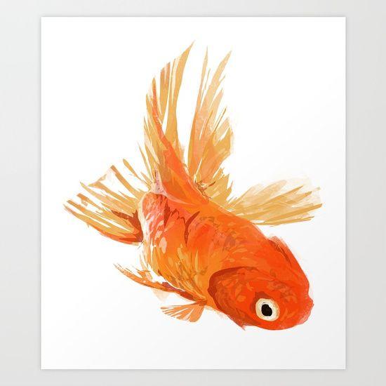 'Goldfish' by Ty Foley