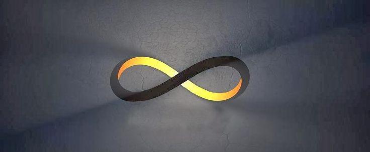 El símbolo del infinito, dispersa los dolores y además sana | Día por Día me Supero