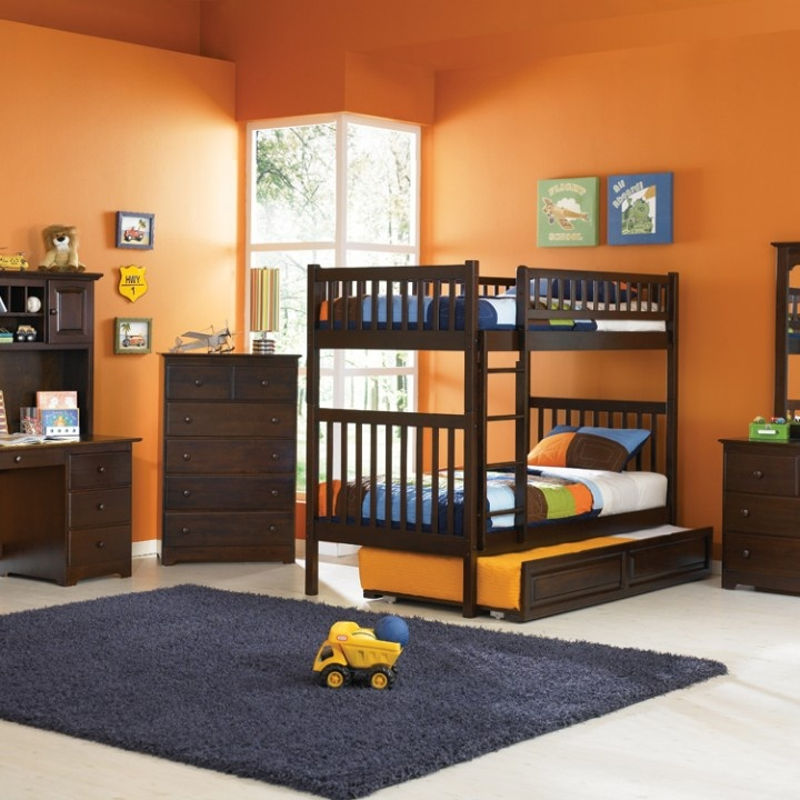 44 best bunk bed images on pinterest bedrooms bunk beds for Cool headboards for boys