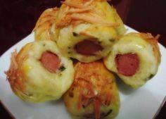 resep singkong gulung sosis