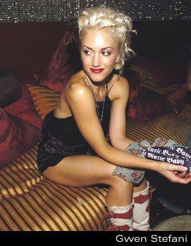 Party Gwen (Gwen Stefani)