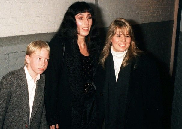 Cher's Son Elijah Blue Death | ... actress Cher is shown in 1988 with daughter Chastity and son Elijah