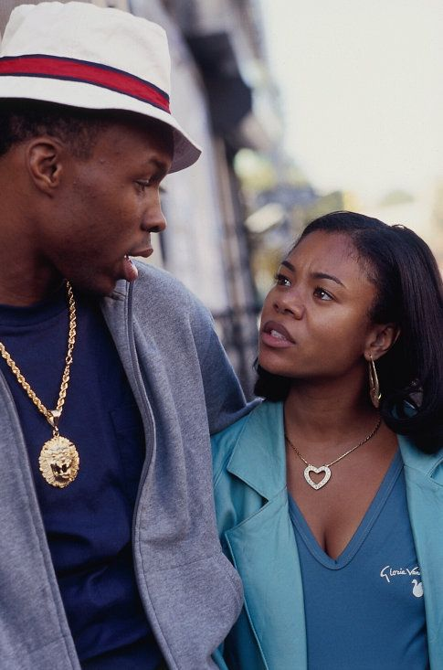 A Boogie & Keisha (Wood Harris & Regina Hall) Paid In Full.