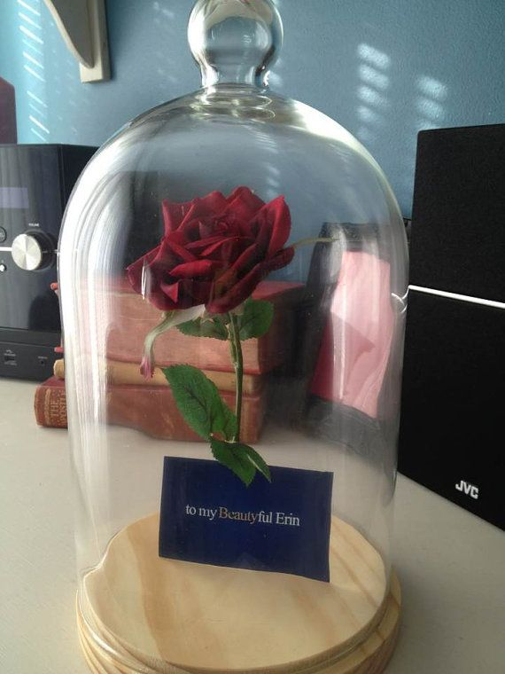 To Make Beauty And The Beast Rose