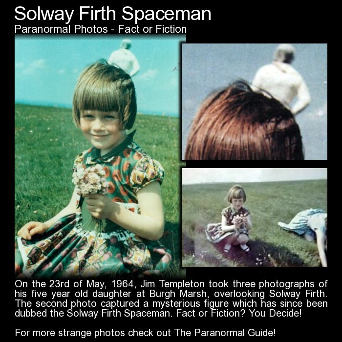 solway firth spaceman fact or fiction you decide analysts at kodak confirmed the photo was. Black Bedroom Furniture Sets. Home Design Ideas