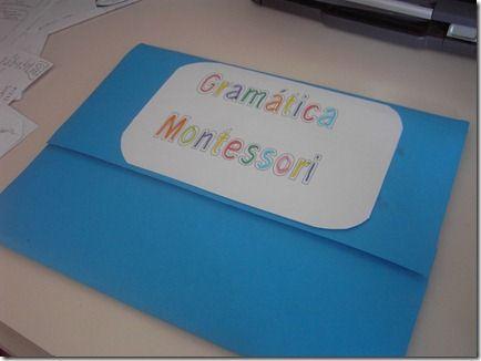 Un cuaderno interactive para trabajar la gramática, utilizando los símbolos…