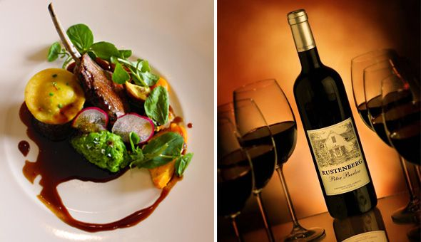 Cape Grace's Signal Restaurant launches Rustenberg Wines tasting menu - Cape Town, South Africa
