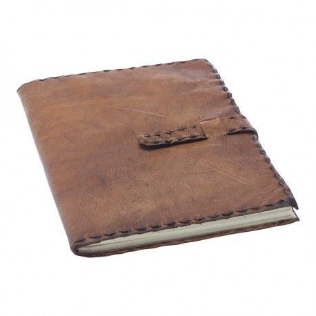 Engen & Engen - Notebook / Vintage Leather