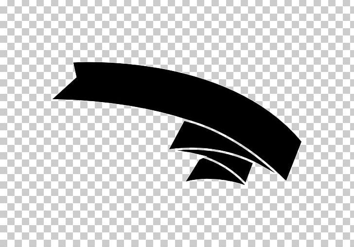 Banner Ribbon Computer Icons Shape Png Angle Automotive Design Banner Black Black And White Computer Icon Banner Png