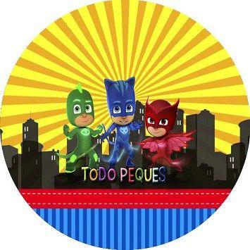 topper-pj-masks-etiquetas-pj-masks-stickers-pjmasks-imprimibles-catboy-gecko-olulette-heroes-en-pijamas