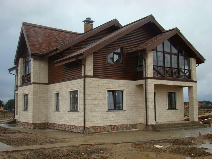 Разработаем и реализуем план отделки фасадов! Отделка фасада — важная часть…