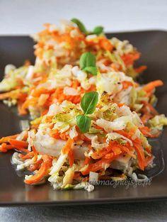 Ryba pieczona z warzywami, ryba, morszczuk, dorsz, warzywa, ryba na obiad, najsmaczniejsze.pl