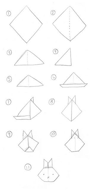 17 best images about oragami on pinterest