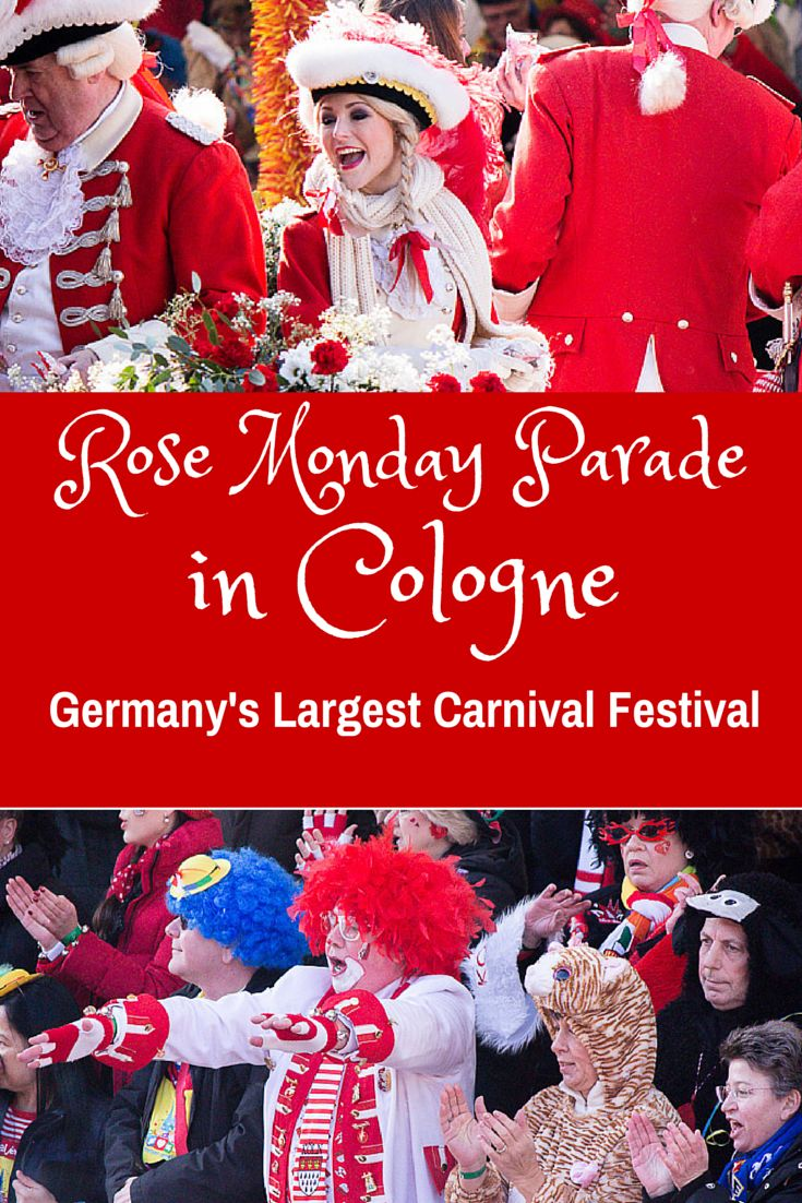 Rose Monday Parade is one of the most amazing carnival festivals in the world. It is held in Cologne, Germany every year. Click to read all the details of the the parade with fabulous photos of Carnival in Cologne!