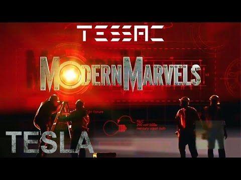 """Maravillas Modernas """"Nikola Tesla"""""""