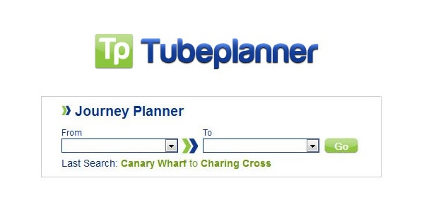 """London Underground/Tube Planner: """"Tubeplanner.com was launched in July 2000 as the first London Underground journey planner, with the aim of providing an invaluable service to London Underground travellers."""""""