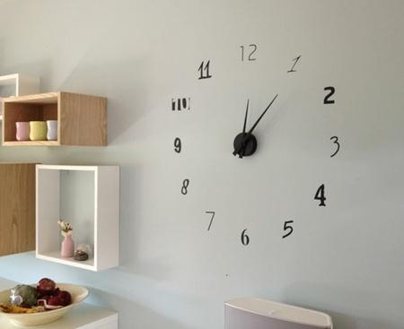 Clockwork - Wallsticker