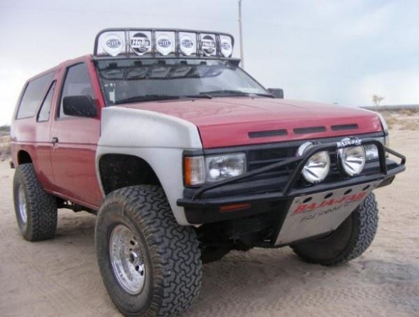 Nissan Pathfinder Off Road Fog Lights My Baby