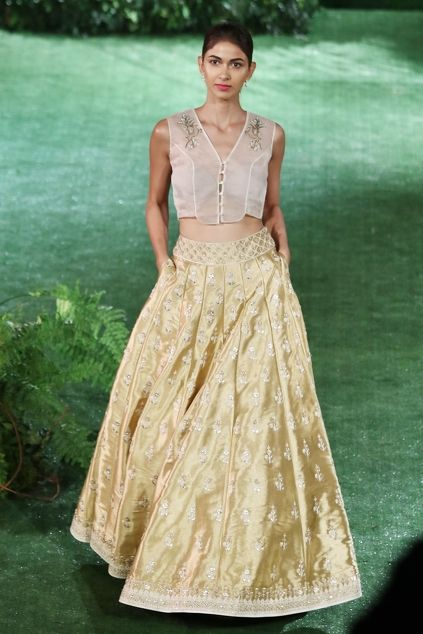 Latest Collection of Skirts by Anita Dongre