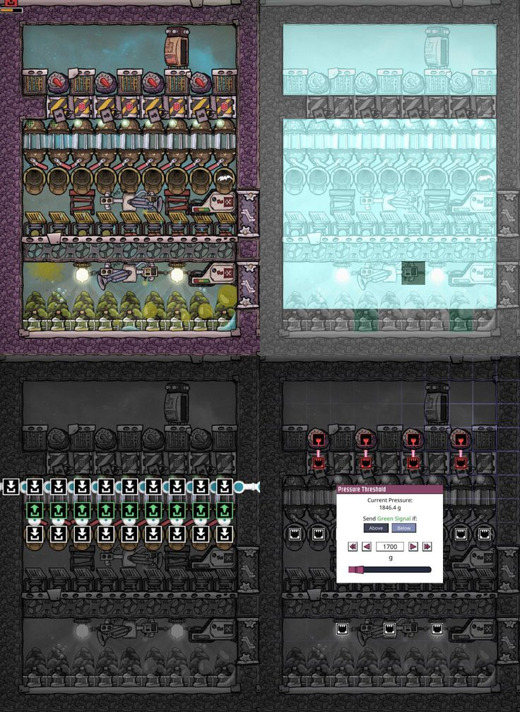 Oxygen Production Room Polluted Water And Algae Almost Automatic Oxygen How To Plan Layout