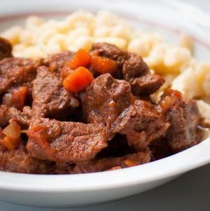 Cómo hacer carne guisada
