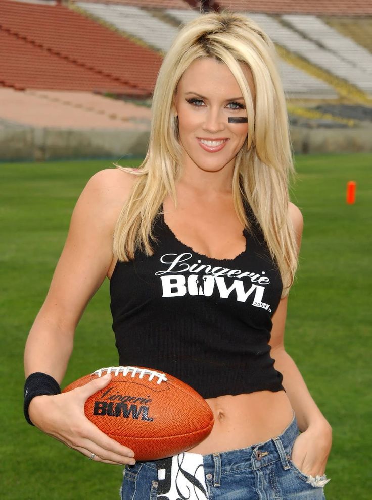 Jenny McCarthy - From Playboy Playmate of the Year, to MTV Singled Out host...Jenny gives Pam Anderson a run for her money for hottest blonde bombshell in the last 50 years. Love her quirky funny outgoing personality.  One of the hottest girls ever.