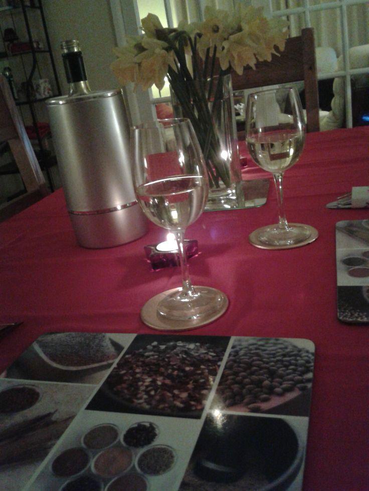 My Valentines day dinner
