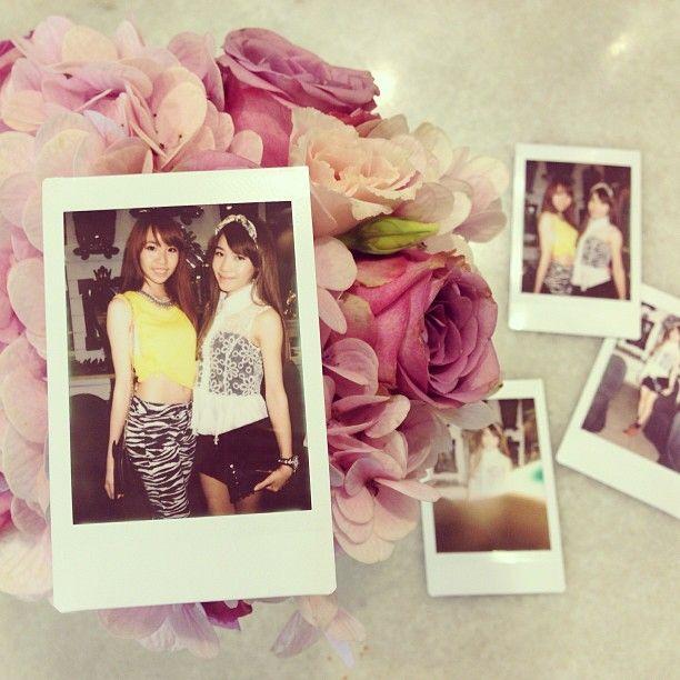 "@chanwon92's photo: ""Polaroid """