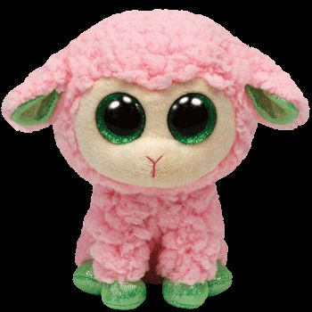 Ty Beanie Boo - Pink Lamb Just Bought! Babs
