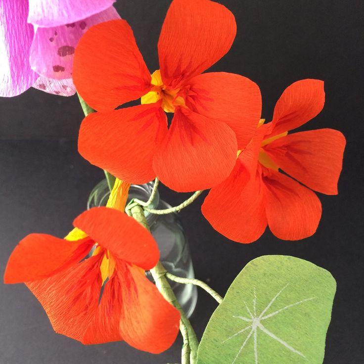 The 253 best flower making images on pinterest fabric flowers img8133g flower makingpaper mightylinksfo