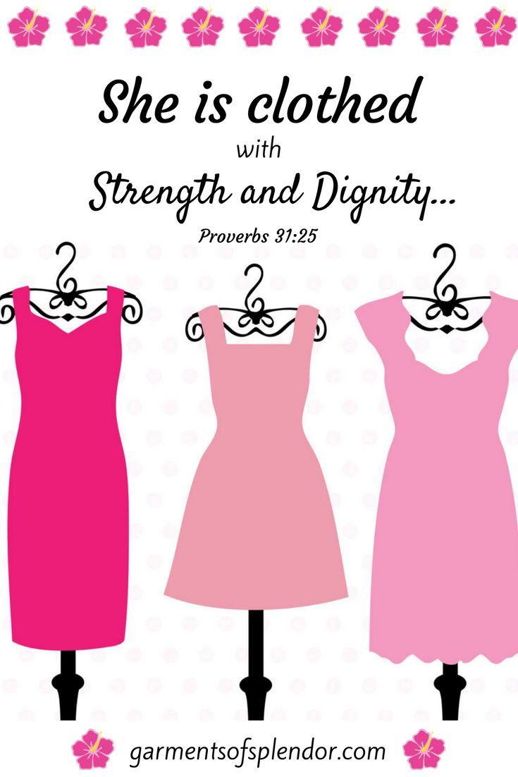 Are You A Woman Of Vogue Or Virtue Best Of Garments Of