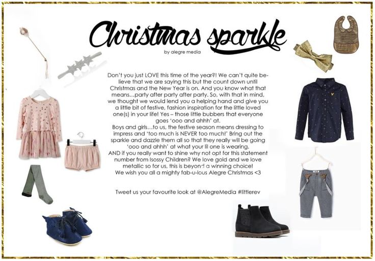 Alegre Media's Christmas Sparkle Fashion Feature in Little Revolution Magazine's Birthday Issue http://www.thelittlerevolution.co.uk/ www.alegremedia.co.uk #alegremedia