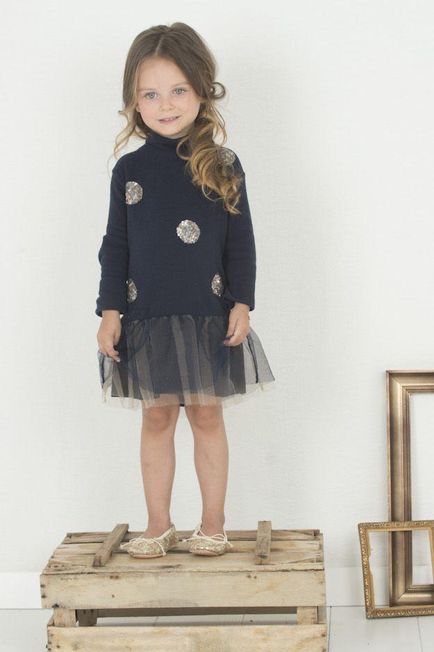 Vestidos de fiesta para niñas de Elisabeth Puig