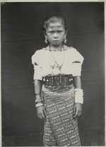 Gadis Tanimbar