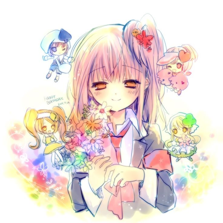 Shugo Chara illustration