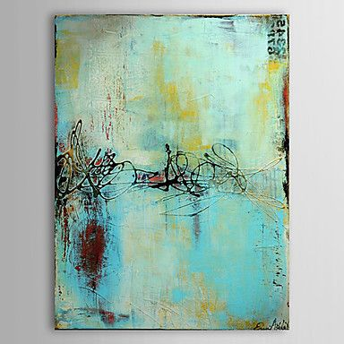 Picture of Hand Painted Oil Painting Abstract 1303-AB0356