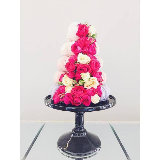 Vintage Bride ~ Cake by One Bite ~ [vintagebridemag.com.au] ~ #vintagebride #vintagewedding
