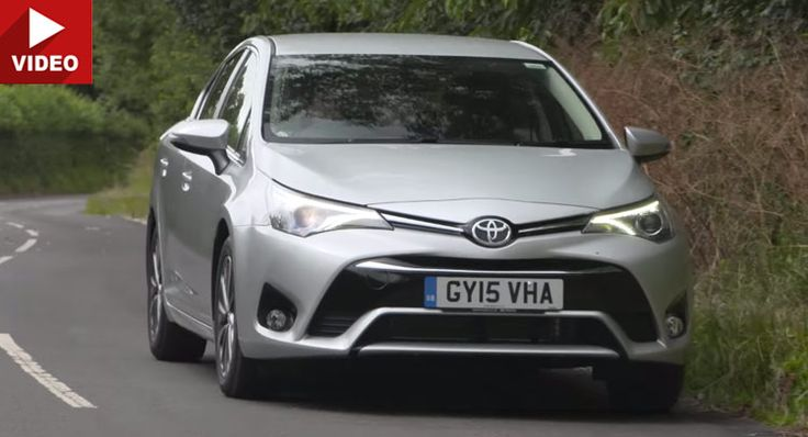 """Toyota Avensis – The perfectly angry frown – On a car! If you are the guy at work that never cracks a smile, goes home and yells at the wife and kicks the dog then this is the car for you! The Avensis is simply a car to get you from point """"A"""" to point """"B"""", it was not a particularly attractive car before Toyota restyled it, but now it is simply in our..."""