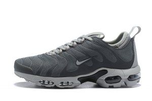9e3a7ef232 Nike Air Max Plus Tn Ultra Cool Grey Black Wolf Grey 898015 007 Mens  Running Shoes