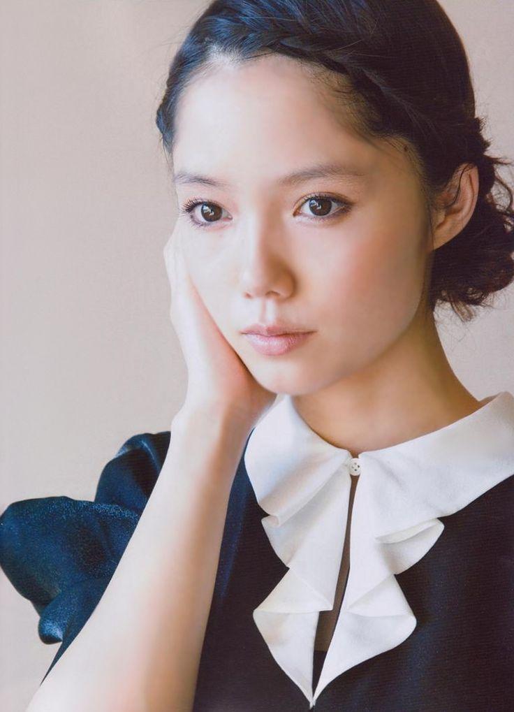 #Aoi Miyazaki #japanese actress #hair