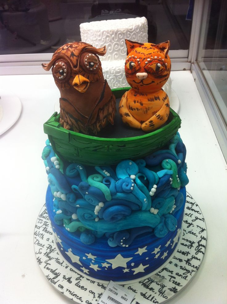 Decorative Themed Cake Baby Animals Royal Melbourne Show 2014