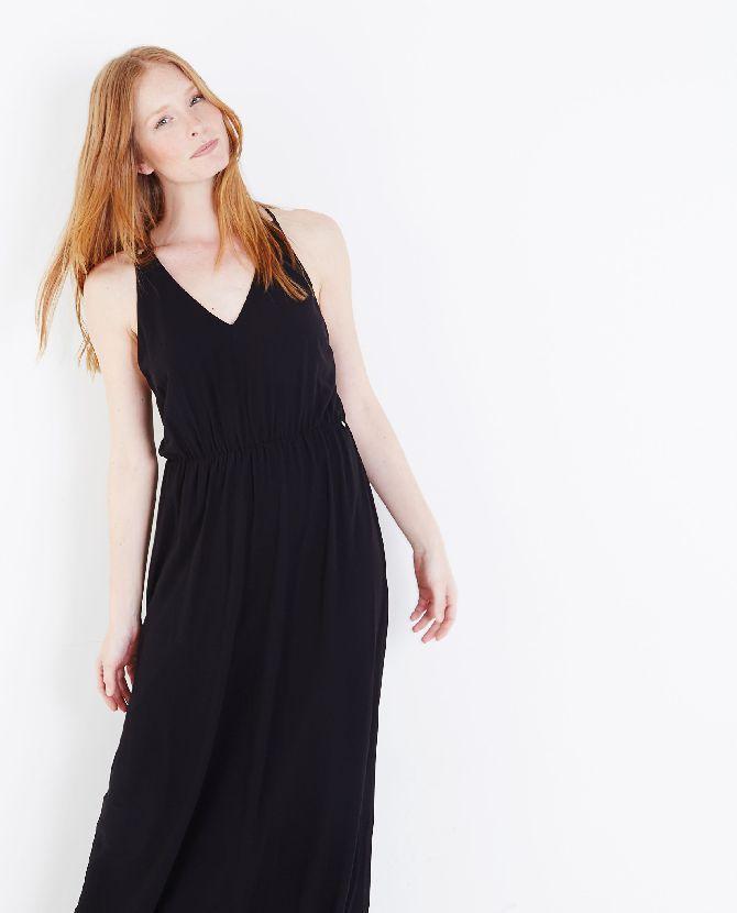 zwarte-maxi-jurk-met-rugdecollete