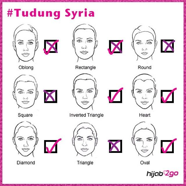 #HijabTips The #tudung syria is perfect for HIDE your FOREHEAD and SHOW your cute JAW!   #hijabstyle #hijabfashion #muslimahstyle #muslimahfashion #muslimahTips #hijabi #hijabers #faceshape #rounded #square #long #modestfashion #hijab2go #H2G #hijabchic
