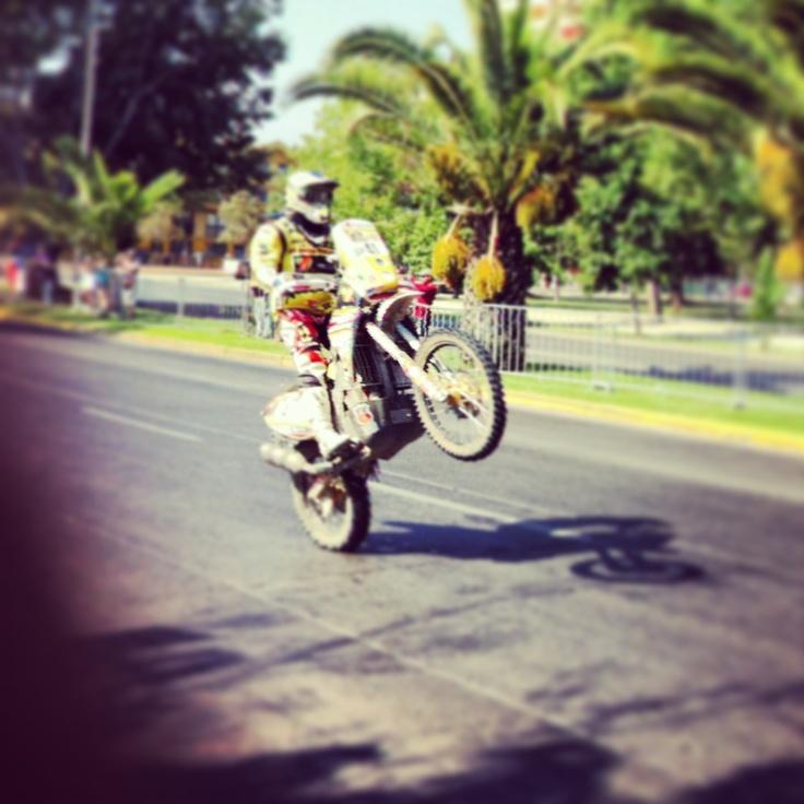 Dakar 2013 Chile
